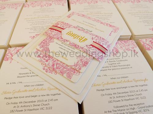 wedding invitation 6